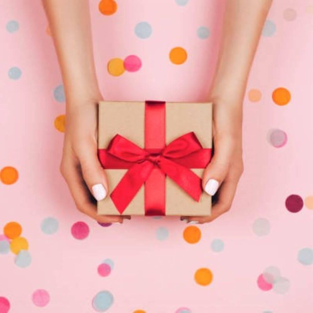 gift box easy snacks
