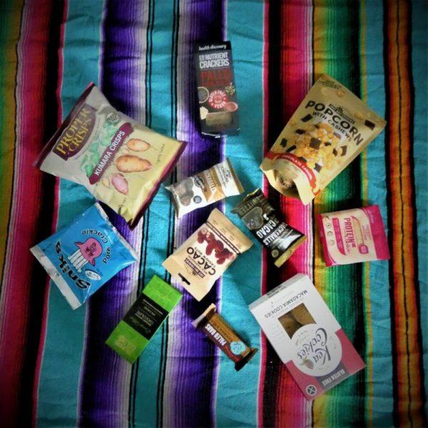 Celiac box Easy Box