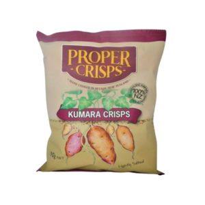 Proper crisps