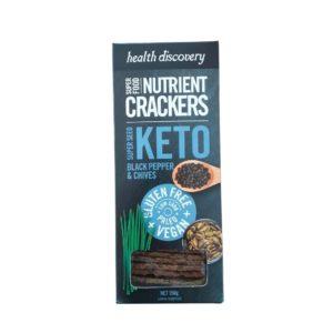 Keto Cracker